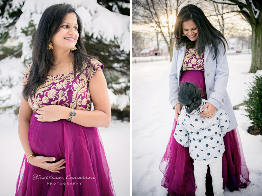P's Maternity Shoot | Ellington, CT